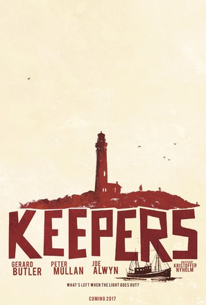 Keepers - British Movie Poster (thumbnail)