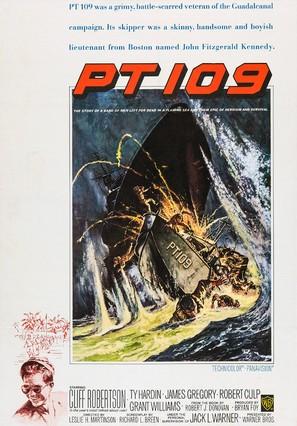 PT 109 - Movie Poster (thumbnail)