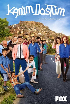 """Kadim Dostum"" - Turkish Movie Poster (thumbnail)"