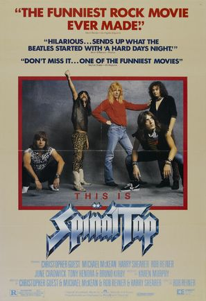 This Is Spinal Tap - Movie Poster (thumbnail)