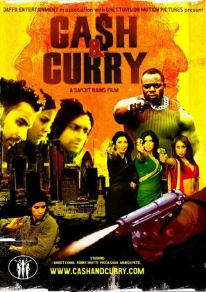 Cash and Curry - poster (thumbnail)
