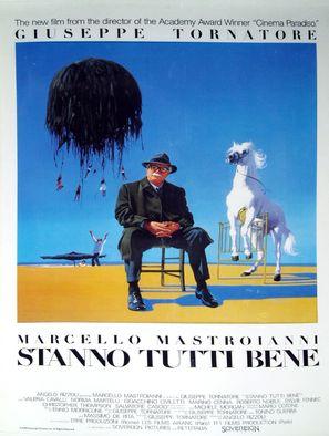 Stanno tutti bene - Italian Movie Poster (thumbnail)