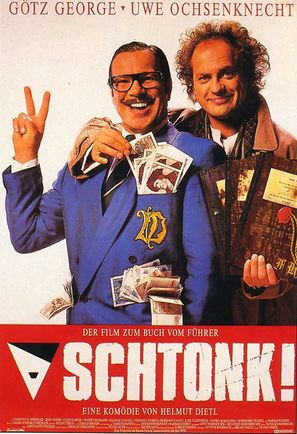 Schtonk! - German Movie Poster (thumbnail)