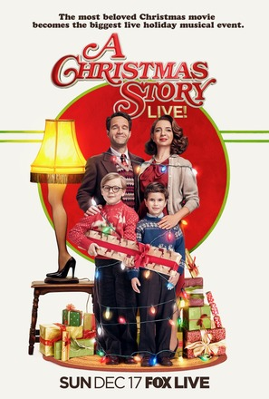A Christmas Story Live! - Movie Poster (thumbnail)
