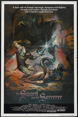 The Sword and the Sorcerer - Movie Poster (thumbnail)