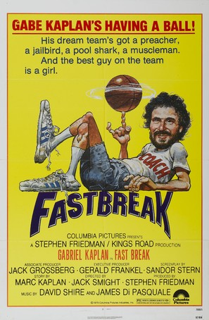 Fast Break - Movie Poster (thumbnail)