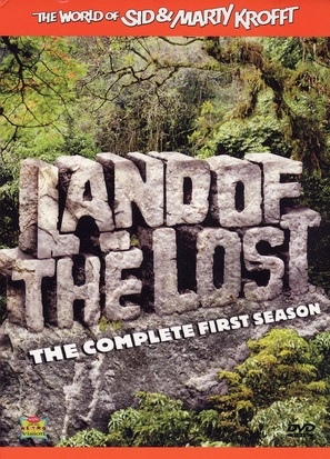 """Land of the Lost"" - DVD movie cover (thumbnail)"