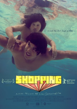 Shopping - New Zealand Movie Poster (thumbnail)