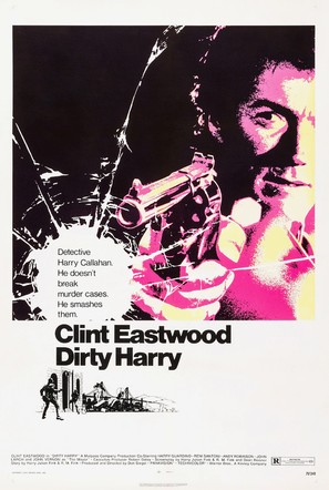 Dirty Harry - Movie Poster (thumbnail)