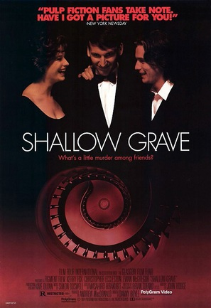 Shallow Grave - Movie Poster (thumbnail)