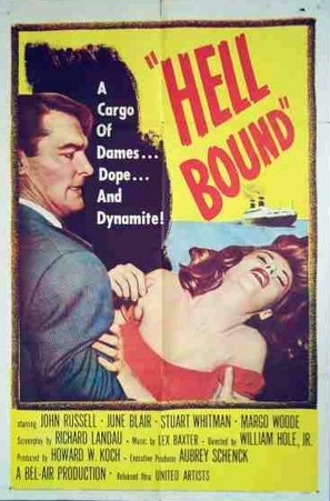 Hell Bound - Movie Poster (thumbnail)