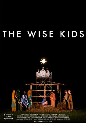 The Wise Kids - Movie Poster (thumbnail)