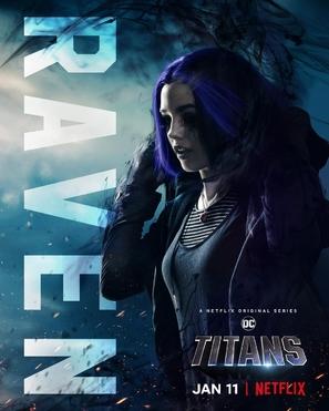 Titans - Movie Poster (thumbnail)