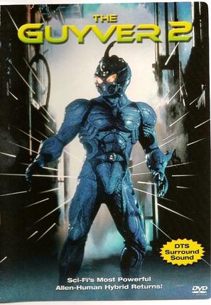 Guyver: Dark Hero - poster (thumbnail)