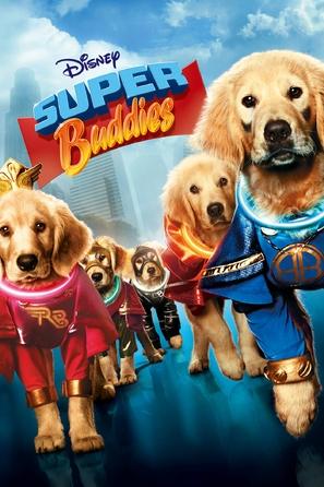 Super Buddies - DVD cover (thumbnail)