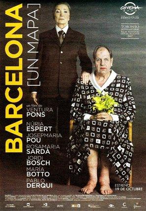 Barcelona (un mapa)