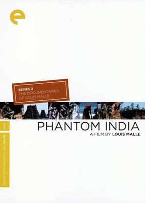 """L'Inde fantôme"" - DVD movie cover (thumbnail)"