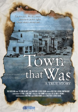The Town That Was - Movie Poster (thumbnail)