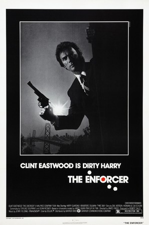 The Enforcer - Movie Poster (thumbnail)