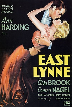East Lynne - Movie Poster (thumbnail)