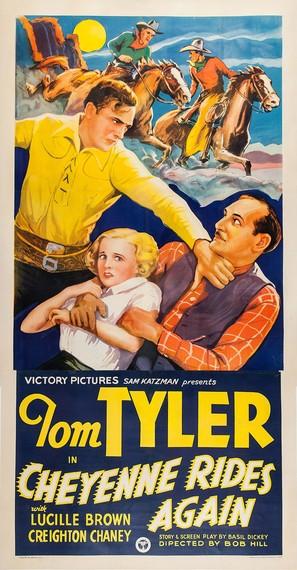 Cheyenne Rides Again - Movie Poster (thumbnail)