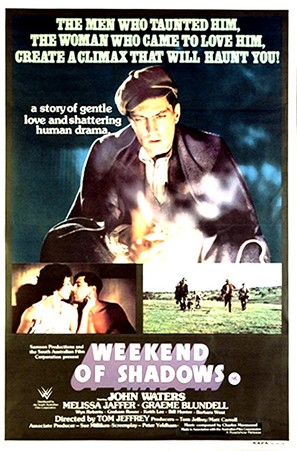 Weekend of Shadows - Australian Movie Poster (thumbnail)
