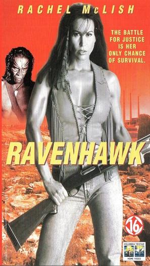 Raven Hawk - Dutch VHS movie cover (thumbnail)
