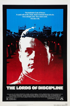 The Lords of Discipline - Movie Poster (thumbnail)