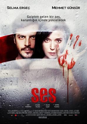 Ses - Turkish Movie Poster (thumbnail)