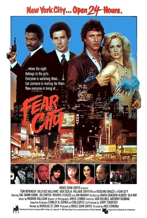 Fear City - Movie Poster (thumbnail)