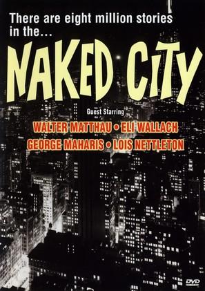 """Naked City"" - DVD cover (thumbnail)"