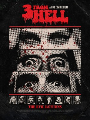 Three From Hell - Movie Poster (thumbnail)