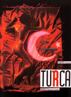 Pasión turca, La - Spanish Movie Poster (thumbnail)
