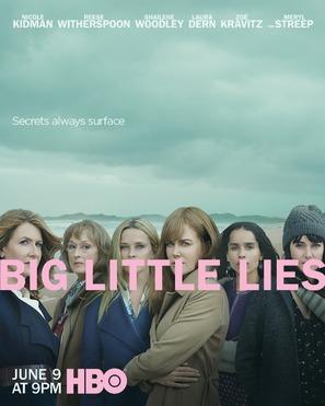 """Big Little Lies"" - Movie Poster (thumbnail)"