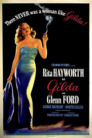 Gilda - Movie Poster (thumbnail)