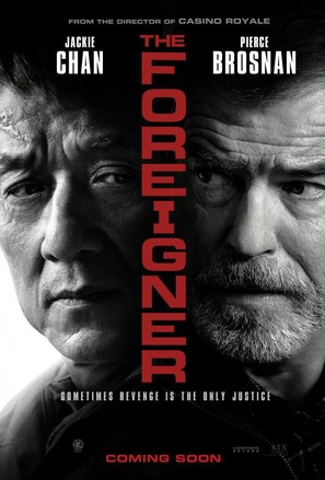 The Foreigner - British Movie Poster (thumbnail)