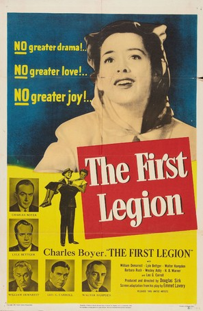 The First Legion - Movie Poster (thumbnail)