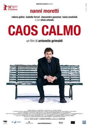 Caos calmo - Italian Movie Poster (thumbnail)