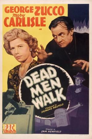 Dead Men Walk - Movie Poster (thumbnail)