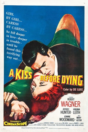 A Kiss Before Dying - Movie Poster (thumbnail)