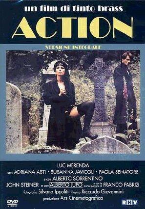 Action - Italian Movie Cover (thumbnail)