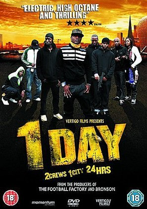 1 Day - British DVD movie cover (thumbnail)