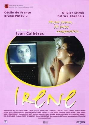 Irène - Spanish poster (thumbnail)