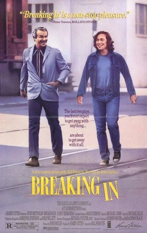Breaking In - Movie Poster (thumbnail)