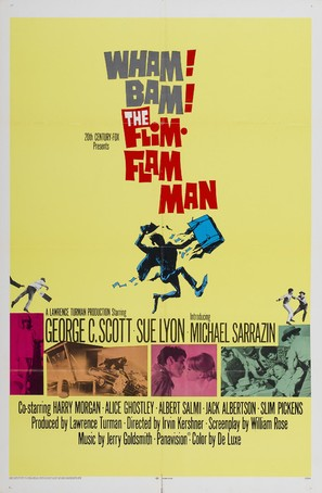 The Flim-Flam Man - Movie Poster (thumbnail)