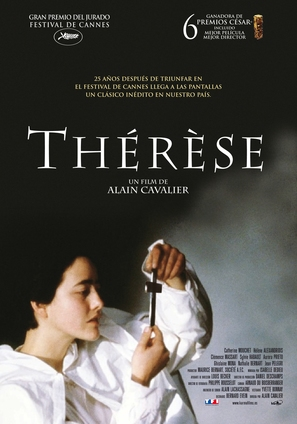 Thérèse - Spanish Movie Poster (thumbnail)