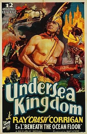 Undersea Kingdom - Movie Poster (thumbnail)