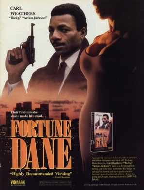 """Fortune Dane"" - Movie Poster (thumbnail)"