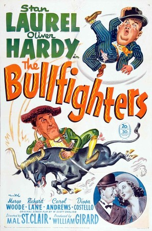 The Bullfighters - Movie Poster (thumbnail)