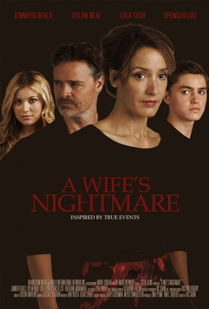 A Wife's Nightmare - Canadian Movie Poster (thumbnail)